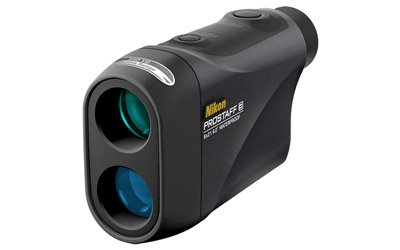 Nikon ProStaff 3 Laser Rangefinder, Black from Nikon Sport Optics