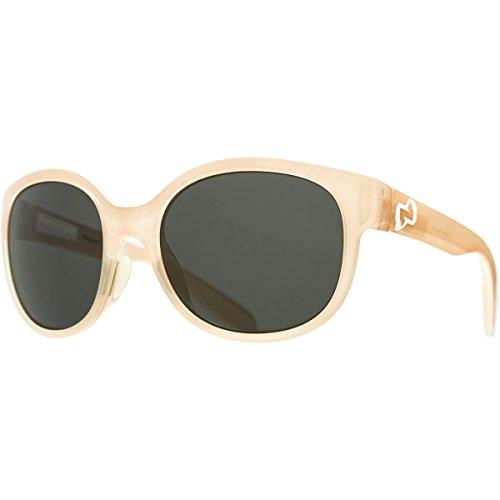 Native Eyewear Pressley Polarized Sunglass, Blonde (166 Sunglasses)
