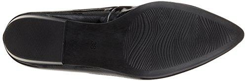Marco Tozzi Women's 22207 Closed Toe Heels Black (Black Patent 018) CJ5wND