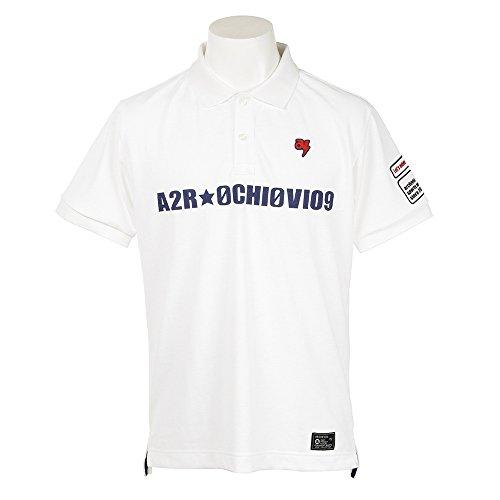 半袖ポロシャツ メンズ アルチビオ archivio 2018 春夏ゴルフウェア LL(50) ホワイト(090) a769306