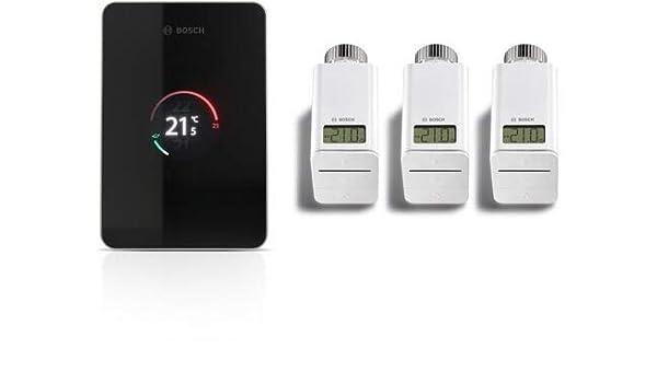 Bosch Junkers CT200 W-LAN EasyControl - Juego de termostatos ...