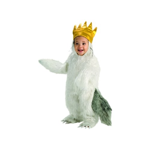 Where The Wild Things Are Deluxe Max Costume - One Color - Small -