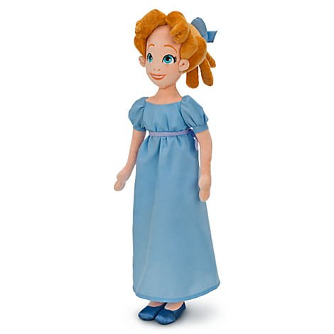 Disney Wendy Plush Doll From Peter Pan - 20'' (Wendy Plush Doll)