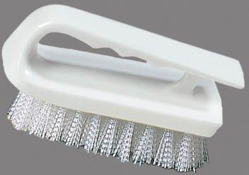 (Carlisle 4002402 Sparta Bake Pan Lip Brushes, Set of 12 (6-Inch, Polyester, White))