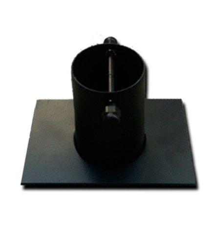 Rain Chain Gutter Installer (Black) By Rain Chains Direct (Chain Rain Purpose)