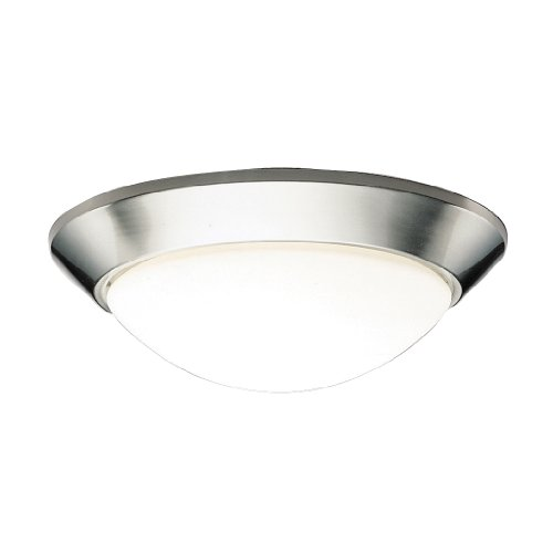 Kichler 8882NI Ceiling 2 Light Brushed