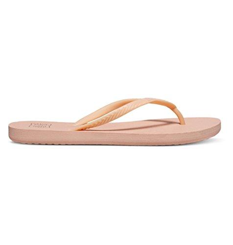 DC EU Shoes Orange Flip Sandalen Spray Flops 5 40 Frauen rxrYvOqAw
