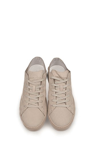 CRIME LONDON HOMME 11288S17B15 BEIGE CUIR BASKETS