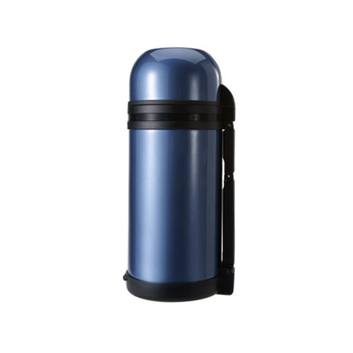 - Timolino SVW-1200MAB 40-Ounce Alpine Vacuum Bottle Short, Aqua Blue
