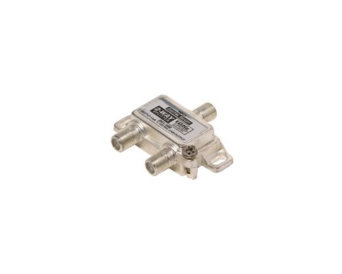 Steren Signal Splitter - Steren 201-102 1GHz/130dB 2-Way Dig-Ready Splitter