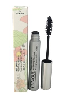 Clinique Lash Power Feathering Mascara - # 01 Black Onyx By Clinique 0.21 Oz Mascara For Women by Clinique
