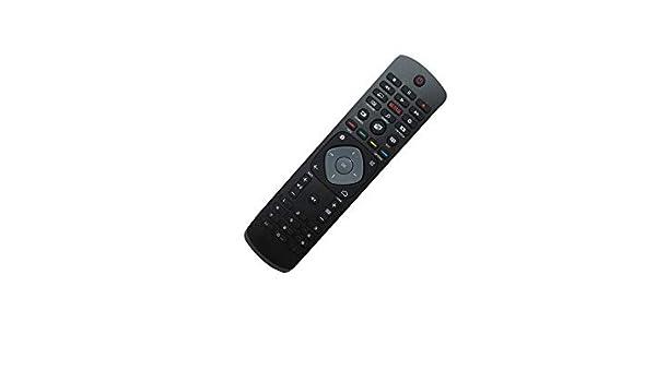 Ochoos - Mando a Distancia para televisor Philips 50PFK4109/12 40PFH4319 32PFH4309/88 32PFH4399 32PFT4309 50PFK4309 50PFT4309 50PFH4319 LED HDTV: Amazon.es: Electrónica