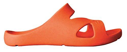 Mules pour Arancione Femme Legwood Peter w0YngqCxUX