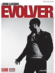 Cherry Lane John Legend: Evolver arranged for piano, vocal, and
