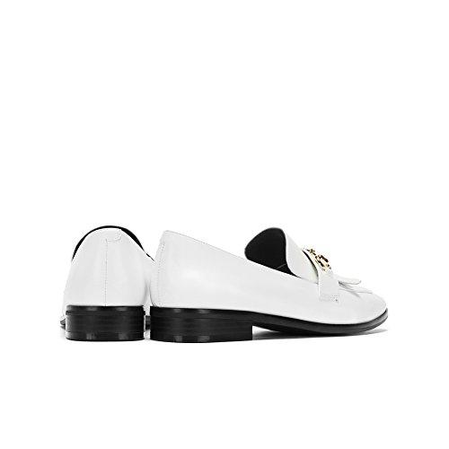 Zapatos de zapatos entonado Fu de mujeres manera de de mujer colores de la las zapatos Lok A rOFrHw