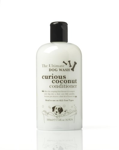 House-of-Paws-Aprs-shampooing-pour-chien-Collection-Curious-Coconut-500-ml