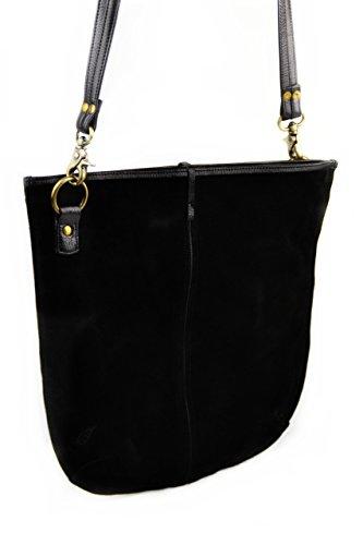 Das Lederwerk Sac bandoulière, noir (Noir) - DLALAMEDA