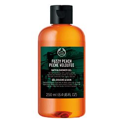 The Body Shop Peach bain floue et 8,4 fl oz Gel Douche
