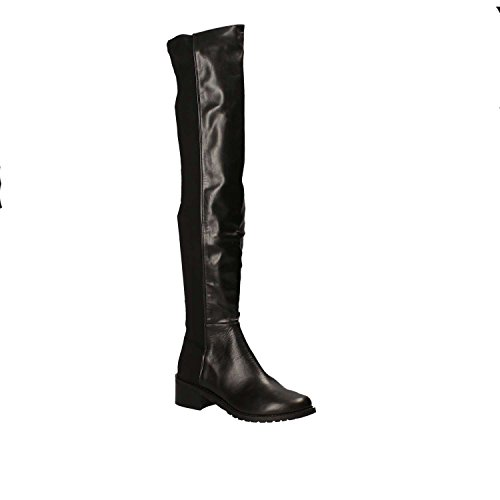 Nero Shoes 0575 Grace Donna Stivale IX1nxz0qwT