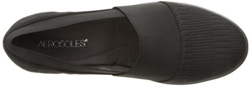 Aerosoles Women's Elimental Slip-On Loafer Black Fabric 6IhiLo