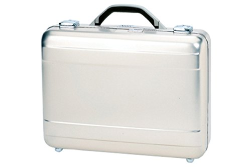 T.Z. Case International T.z Molded Aluminum Attache Case 18 X 13 X 5 in, Silver by T.Z. Case International