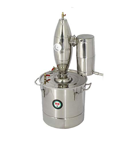 TOPCHANCES Household 50L Stainless Alcohol Sistiller Beer Wine Making Boiler by TOPCHANCES (Image #5)