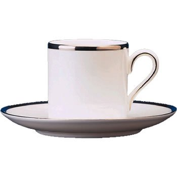 Saucer Coffee Bond (Wedgwood Sterling Coffee Cup Saucer Bond (Saucer Only))
