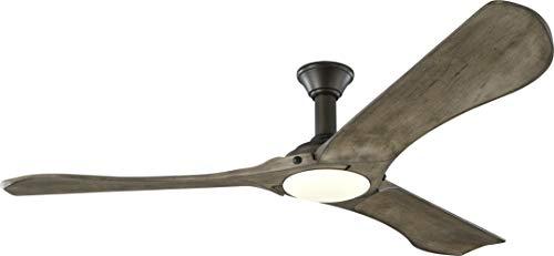 (Monte Carlo 3MNLR72AGPD-V1 LED Ceiling Fan, 72