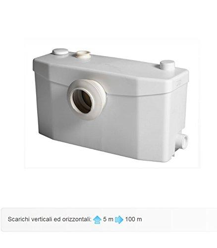 SaniPLUS Silence Complete Bathroom Grinder