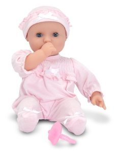 """Melissa & Doug Jenna - 12"""" Doll   Computers And Accessories"""