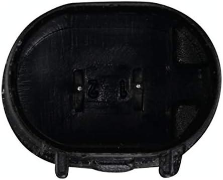 Hella 6pr 007 968 011 Niveauschalter Waschwasservorrat 8v Anschlussanzahl 2 Flachstecker Gehäusefarbe Schwarz Höhe 88 6mm Mit Dichtung Auto