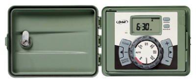 Orbit Outdoor Swing Panel Sprinkler System Timer