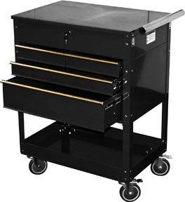 6 drawer service tool cart - 9