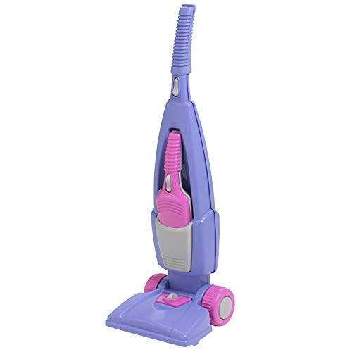 American Plastic Toys Girl's Tidy Up Vacuum Set