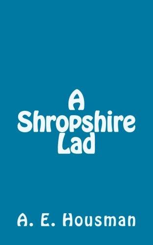 Read Online A Shropshire Lad pdf epub