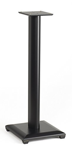 (Sanus Systems NF 30b Natural Series Speaker Stands (Black))