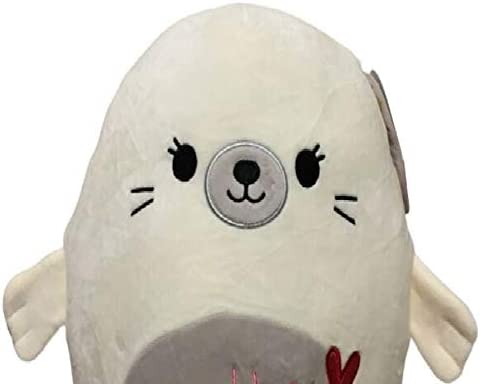 11 Seal Plush Animal Lucille Soft Cuddly Pillow Squishmallow
