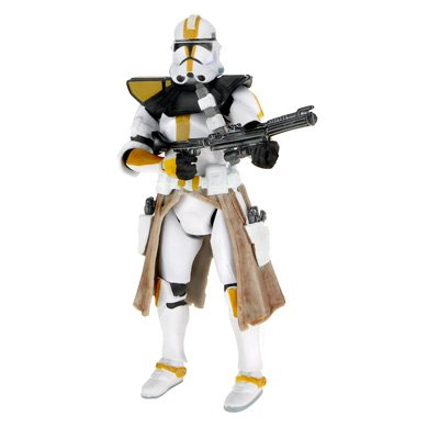 - Star Wars Clone Wars Legacy Collection Build-A-Droid Factory Action Figure BD No. 29 327th Star Corps Clone Trooper