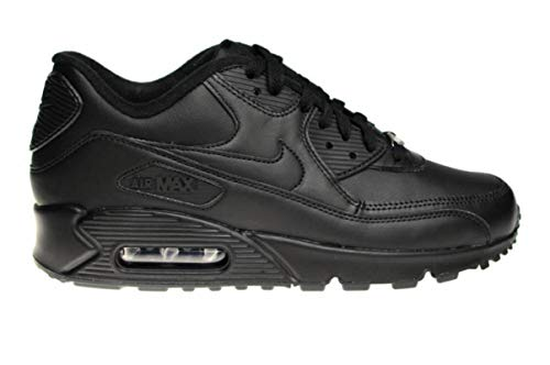 Nike Air Max 90 Leather Mens Running Shoes (13 D(M) US)