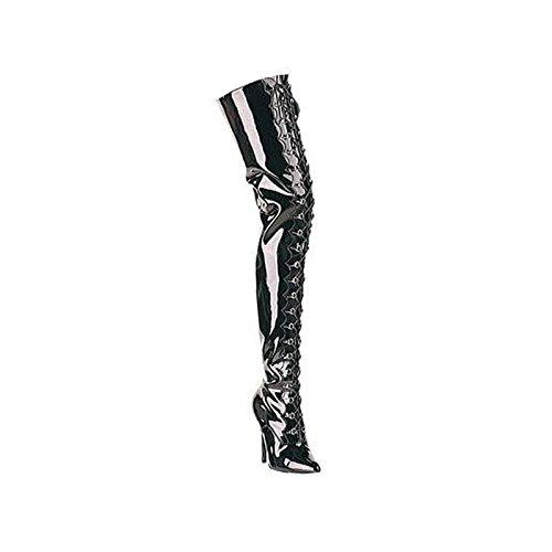 Pleaser Seduce-4026 - Sexy High Heels Overknee Stiefel 36-48