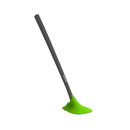 So-Mine Hygienic by Sanimaid Silicone Toilet Brush/Cleaning Tool, Anti-Bacterial, Charcoal (SM048)