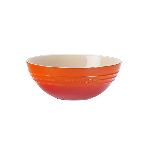 Le Creuset Stoneware Multi Bowl, Large, Flame