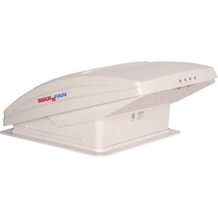 MAXXAIR Vent 18.12 00-05301K Maxxfan DLX Vent 12V White