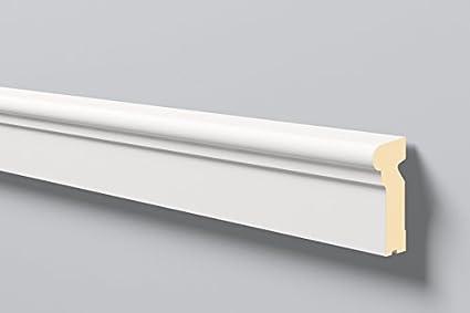 Antepecho Domostyl FA13 Nmc / Molduras para fachadas / Molduras exterior / Moldura poliuretano / Molduras