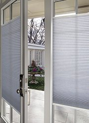 Amazoncom French Door Blackout Cellular Shade 16x20 Honeycomb