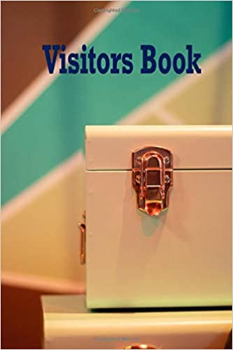 VISITORS BOOK: GUEST REVIEWS FOR AIRBNB, HOMEAWAY, BOOKING