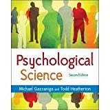 img - for Study Guide: for Psychological Science, Second Edition by Eileen Astor-Stetson (2006-05-09) book / textbook / text book