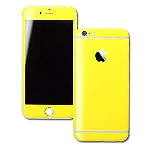 Iphone 6s Glossy Lemon Yellow Skin
