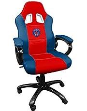 Subsonic gaming stoel, beschilderd E-Sport, blauw E-Sport