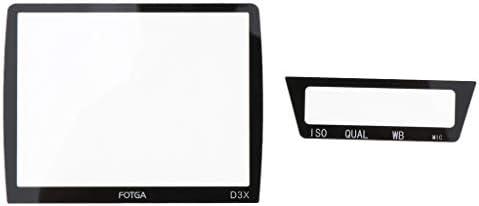 balikha Antikras LCDscherm Beschermfolie van Gehard Glas voor D3D3x